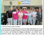 A Saint Joseph, solidaires du mouvement national