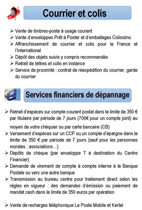 L Agence Postale Communale